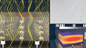 Die elektromagnetischen Wellen erzielen eine sehr gute Kernverschweißung von innen nach außen. (Bildquelle: Kurtz Ersa)