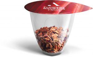 Die transparenten Teekapseln ermöglichen es dem Verbraucher, den Tee nicht nur zu probieren, sondern auch in der Kapsel zu sehen. (Bildquelle: Sabic)