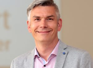 Torsten Turba ist neuer Vertriebsmanager von Smartpolymer. (Bildquelle: TITK)