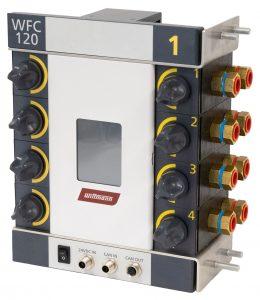 Digitaler Wasserverteiler (Bildquelle: Wittmann)