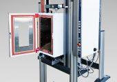 Materialprüfkammer mit Temperierkammer für den flexiblen Einsatz in F&E (Bildquelle: ZwickRoell)