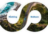 Röchling-Bio Boom besteht zu mindestens 90 Prozent aus erneuerbaren Rohstoffen. (Bildquelle: Röchling)