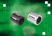 Die kompakten Linearkugellager sind mit oder ohne Winkelfehlerausgleich erhältlich. (Bildquelle: Norelem)