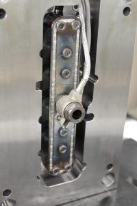 3D-gedruckter Verteilerblock für optimale Fließwege