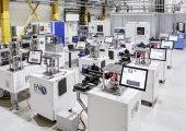 Um die Zuverlässigkeit additiv gefertigter Bauteile besser steuern zu können, hat das Institut ein Laboratorium eingerichtet. (Bildquelle: Foto: Fraunhofer LBF, Raapke)