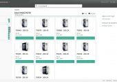 Der Freeformer lässt sich künftig auch in das Kundenportal ArburgXworld integrieren. Das ermöglicht die Rückverfolgung von Prozessdaten, Download aktueller Software und Material-datenblätter sowie eine schnelle Ersatzteilbestellung. (Bild. Arburg)
