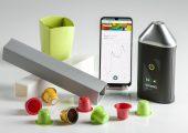Mobile NIR Spektroskopie-Lösung: Kunststoffe. (Bild: alle Trinamix)