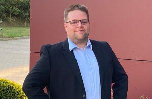 Daniel Müller seit 1. Oktober neuer Gebietsverkaufsleiter bei Wittmann Battenfeld Deutschland. Bildquelle: Wittmann)