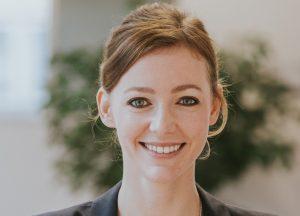 Ines Oud ist neue Vorsitzende Kunststoffland NRW und Managing Director Simcon. (Bildquelle: Simcon)