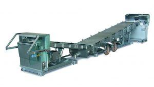 Automatisches Stranggranuliersystem wie es beim Compoundieren eingesetzt wird. (Bild: Maag Group)