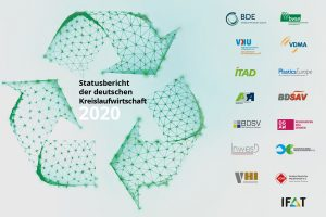 15 Verbände, Vereine und Unternehmen haben am Statusbericht der deutschen Kreislaufwirtschaft 2020 mitgearbeitet. (Bild: Plastics Europe)