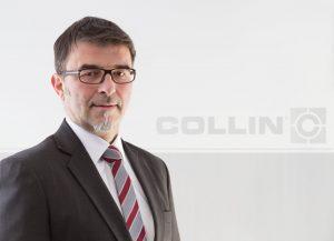 Thomas Nick, Sales Director Medical & Pharma (Bildquelle: Collin)