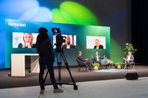 Die Formnext Connect 2020 war für drei Tage der Zentrum Welt der additiven Fertigung. Die Plattform ist weiter aufgeschaltet. (Bild: Mathias Kutt/Mesago Messe Frankfurt)