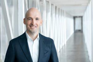 Christian Kötz, Leiter des Geschäftsfelds Tires und Mitglied des Vorstands von Continental. (Bildquelle: Continental)