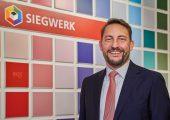 Dr. Nicolas Wiedmann (47) wird neuer CEO bei Siegwerk. (Bildquelle: Siegwerk)