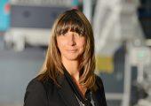 """Martina Schmidt, Leiterin des Geschäftsbereichs Recycling I Waste bei Vecoplan: """"Unsere Schredder bekommen durch verschiedene Konfigurationen fast alle Materialien klein."""" (Bild: Vecoplan)"""