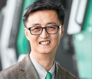 David Chan, Geschäftsführer von Arburg Asean freut sich über die Kooperation mit LSVN. (Bild: Arburg)
