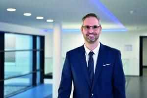 Simon Reiser ist Managing Director von LPKF WeldingQuipment. (Bild: LPKF)