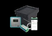 Mit diesem Verpackungssystem können Pharmaprodukte, wie der Corona-Impfstoff, sicher und temperaturgeführt transportiert werden. (Bild: Bito-Lagertechnik)