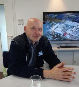Thomas Doll, Technischer Leiter bei Ruch Novaplast, sieht im Partikelschaum noch großes Potential für weitere Anwendungsbereiche. (Bild: Redaktion)
