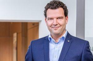 André Droescher übernimmt die kaufmännische Leitung der Kläger Group. Bild: Kläger)