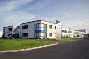 Der Standort von MTI in Detmold wird auch nach der Übernahme des Unternehmens durch Zeppelin weitergeführt. (Bild: Zeppelin)