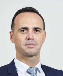 Christophe Coulongeat ist neuer Leiter des Stäubli Geschäftsbereichs Robotics. (Bild: Stäubli)