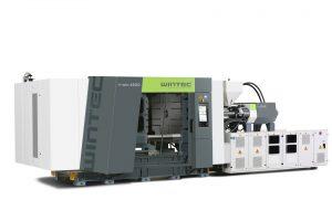 Jetzt auch in Europa verfügbar: Die hydraulischen  Maschinen zeichnen sich durch eine hohe Produktivität, einen niedrigen Energieverbrauch und ein kompaktes Design aus. (Bild: Engel)