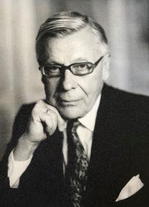Helmut Wagner ist im Alter von 95 Jahren verstorben. (Bild: Rehau)