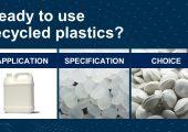 Mit dem Plastship-System passende Kunststoffrezyklate finden. (Bild: Plastship)