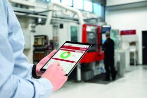 Mit dem neuen Prozessüberwachungs- und Diagnosesystem wird das Heißkanalsystem nun erstmals umfassend in den vernetzten Spritzgießprozess integriert. (Bilder: Ewikon)