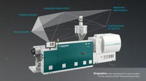 """""""Mit Orquestra steht den Endbenutzern eine Maschine zur Verfügung, die sie bei der ständigen Verbesserung ihrer Leistungen in Bezug auf Produktqualität und Vorlauf unterstützen kann"""", erklärt Clemente Bausano, Vizepräsident von Bausano. (Bild: Bausano)"""