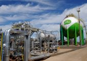 Industrieanlage zum Herstellen von Biopolymeren aus Zuckerrohr-Ethanol. (Bild: Braskem)