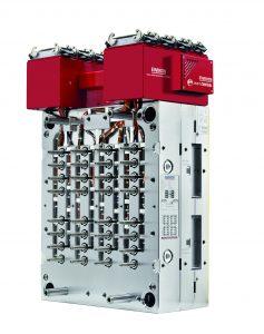Die Smart Control Einheit wird platzsparend direkt am Werkzeug platziert.