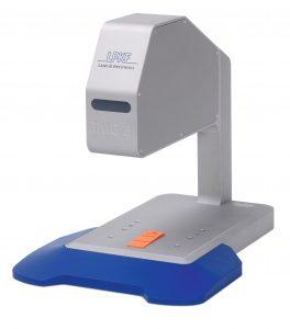 Das kalibrierte Transmissionsmessgerät TMG 3 prüft die Materialeigenschaften und leistet so einen Beitrag zur Qualitätssicherung. (Bild: LPKF)