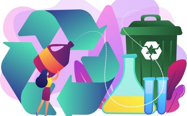 Neben dem mechanischen Recycling von Kunststoffen gibt es auch zahlreiche ergänzende Verfahren. (Bild: Visual Generation - stock.adobe.com)