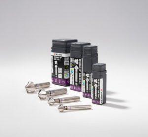 Die Zerspanungswerkzeuge von Würth werden in Verpackungen aus Rezyklat ausgeliefert. (Bild: Würth)