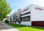 Am Standort Wien werden sowohl die Firmenzentzentrale als auch die beiden Produktionswerke ausgebaut. (Bild: Wittmann)