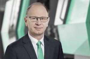 Konrad Szymczak leitet seit 1. Januar 2021 die polnische Tochtergesellschaft. Bild: Arburg)
