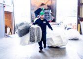 Polystyrol wird dem chemischen Recycling zugeführt. (Bild: Fred Joe)