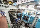 Die neue Fertigungszelle für Hochleistungspolymere. (Bild: BASF)