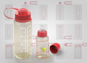 Die BASF hat jetzt ihr Ultrason® P-Portfolio so ergänzt, daß damit hochwertige Trinkflaschen in allen drei marktgängigen Verarbeitungsverfahren - Spritzstreckblasformen, Extrusionsblasformen und Spritzguss - hergestellt werden können.