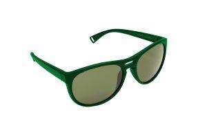 Aus biobasierten Materialien hergestellte Sonnenbrille. (Bild: Ems-Grivory)
