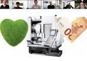 Das ökologische und das ökonomische Herz schlagen im Einklang: Mit einem Online-Kick-Off hat der VDWF seinen Arbeitskreis Nachhaltigkeit gestartet. (Bild: VDWF)