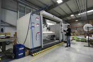 Die CNC-Fertigungsmodule lassen sich für unterschiedliche Bearbeitungsprozesse adaptieren. (Bild: Maucher)