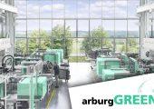 Die Teilnahme am Carbon Disclosure Project (CDP) ist Teil des Programms Arburg Green World. Bild: Arburg)
