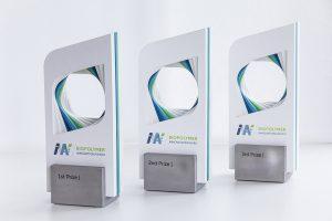 Die Bewerbungsfrist für den Biopolymer Innovation Award endet am 30. April 2021. (Bild: Polykum)