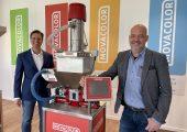 Reibungsloser Übergang: Gerhard Dersjant (rechts) wird seinen Nachfolger als CEO, Marc Aanderwegen, während der Übergangsphase unterstützen. (Bild: Movacolor)