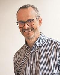 """""""Wir betrachten unser neues Produkt der virtuellen Messen als eine Investition in die Zukunft."""" Michael Justus, Leiter Business Development beim Carl Hanser Verlag (Bild: Hanser/Schröder)"""