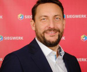 Dr. Nicolas Wiedmann ist neuer Chief Executive Officer (CEO) von Siegwerk. (Bild: Siegwerk)